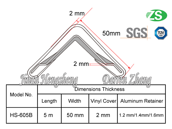 high quality protective plastic corners for walls with SGS