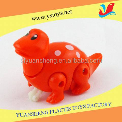 2015 Cute pull pressure dinosaur promotional gift toy