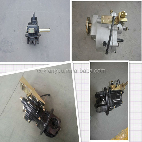 Chinese manufacture 4x4 utv reverse gear box