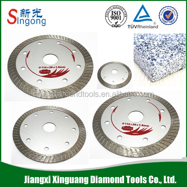 Pcd Fiber Cement Saw Blades 160mm 61 4 Quot X 10t Buy