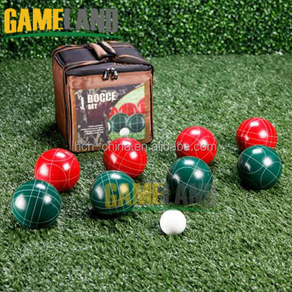 Petanque Equipment Sets, Bocce Ball Set Games boccia game