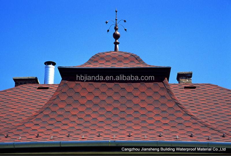 Lightweight Roofing Materials Fiberglass Asphalt Shingle