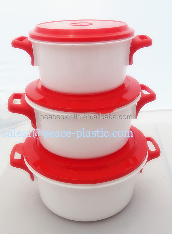 2014 New Automatic vacuum food containers