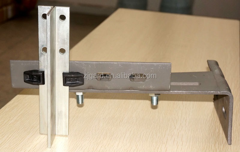 steel bracket,ARD-BK-002 ZF Small Main and auxiliary axle General, elevator guide rail bracket