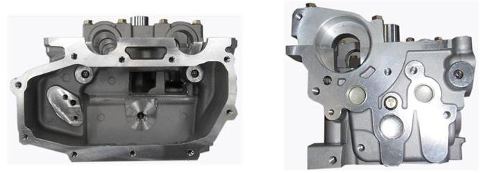 11040-OM600 Diesel DOHC Senera Engine Cylinder Head GA16DE