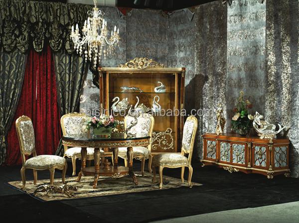 George versailles retro round dining room set palace - Sofas en vitoria ...