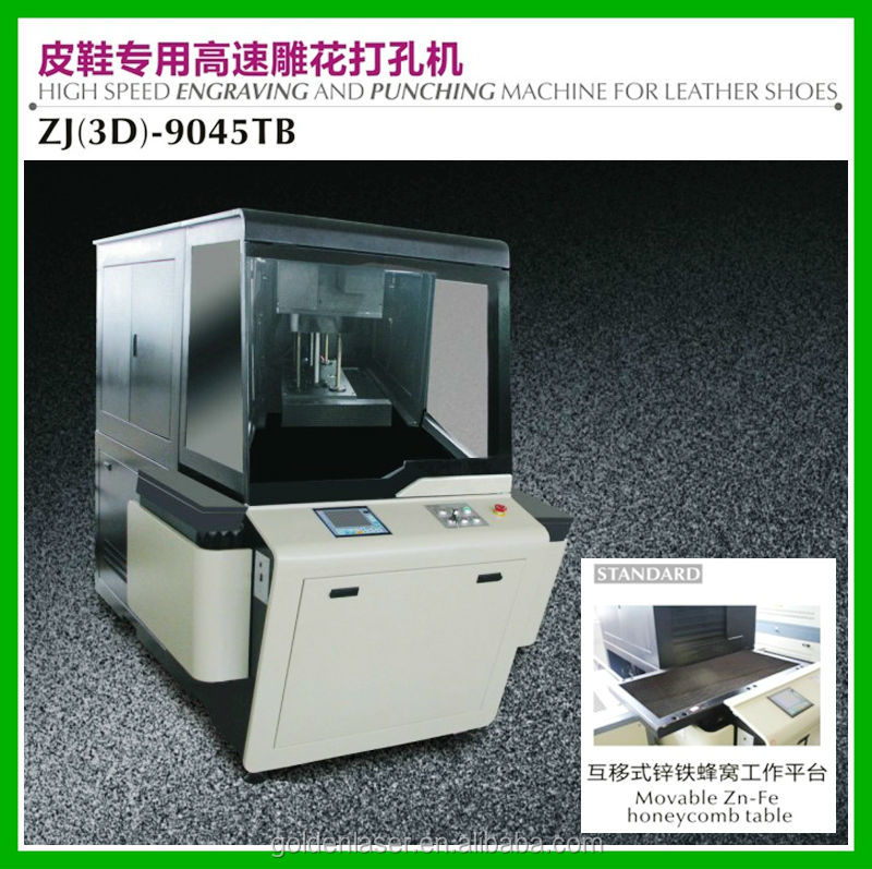 Leather Laser Cutting Machine Price/Galvo Laser Engraving Cutting Machine