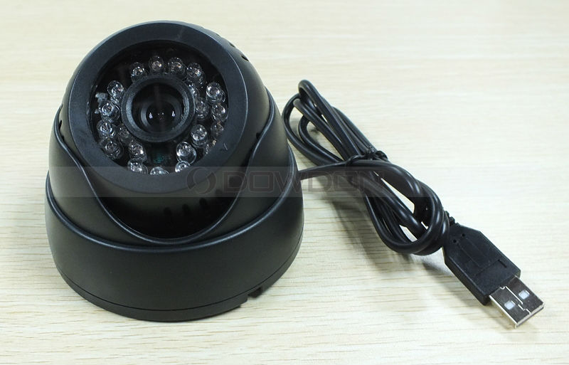 SD Card Digital Video Recorder CMOS CCTV Camera Support TF Card
