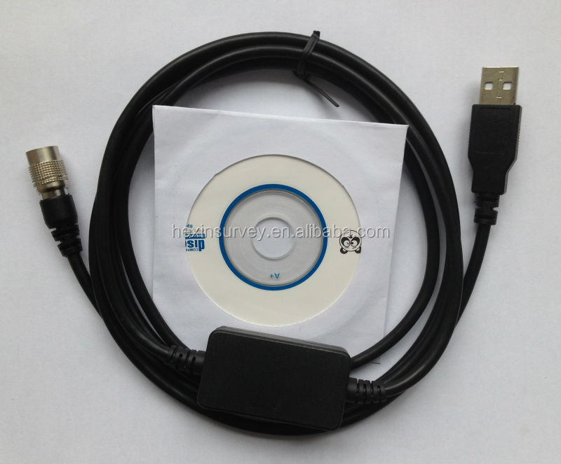 sokkia data cable for total station