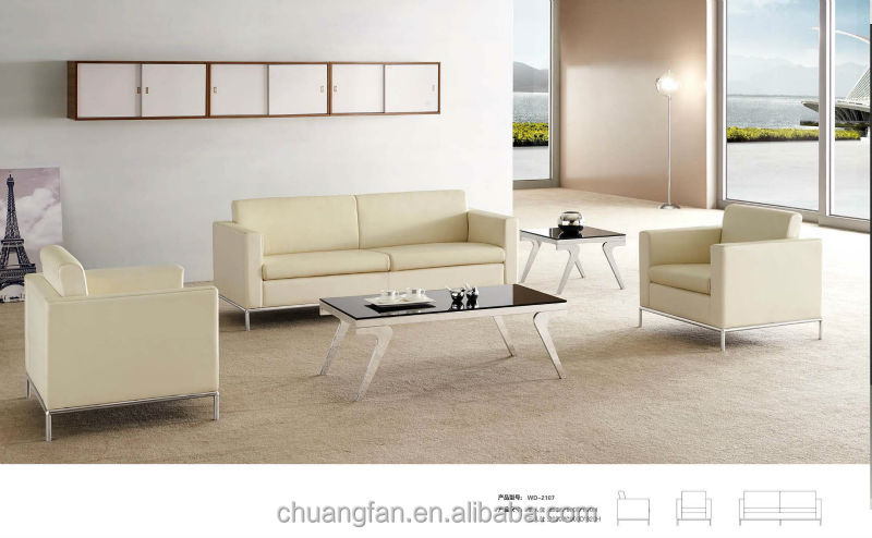 Modern Office Lounge Sofa Furniture For Youth Group cf
