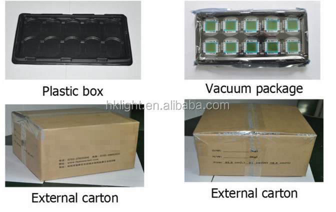 Factory Price High Power 10w 365nm 385nm 395nm 405nm UV Curing and 3D Printer UV LED