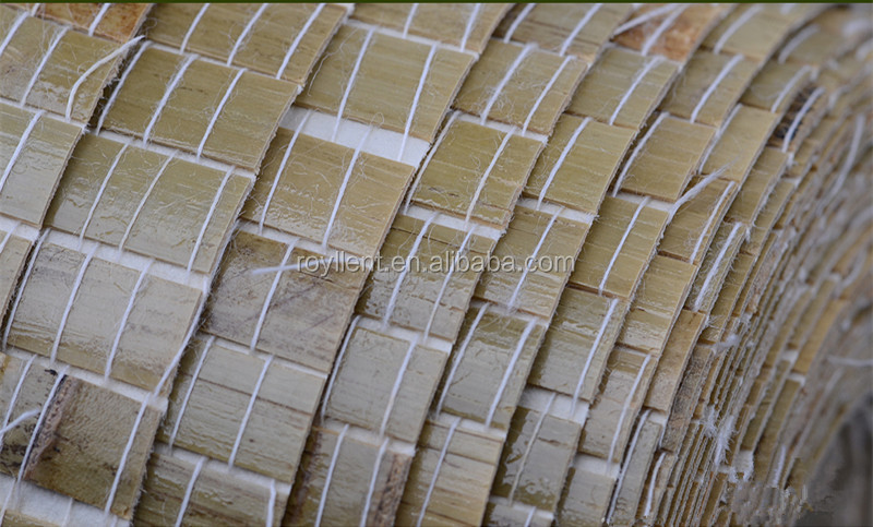 Decoration material Bamboo wallpaper