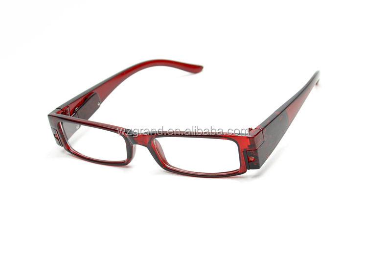 led magnetic reading glasses magnetic split reading