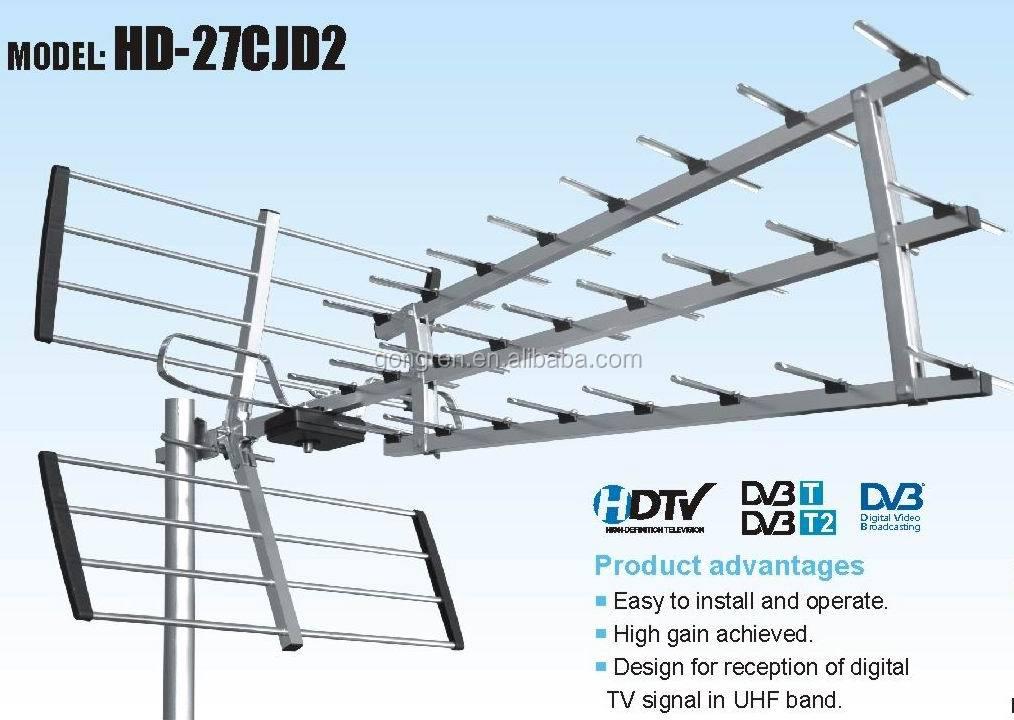 Ship satellite outdoor tv antena gr 2200r buy ship - Antena exterior tv ...