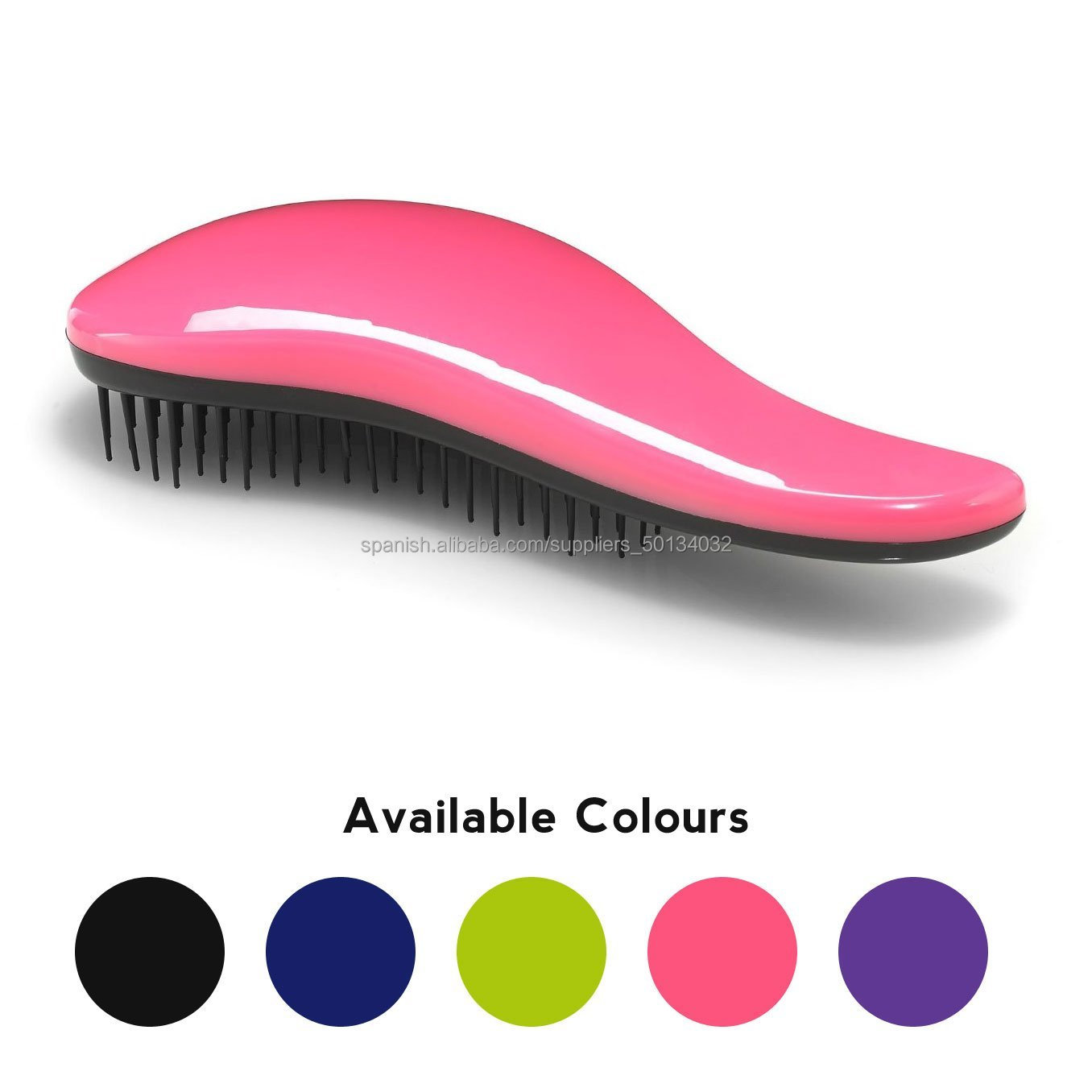 hair detangler brush candy floss