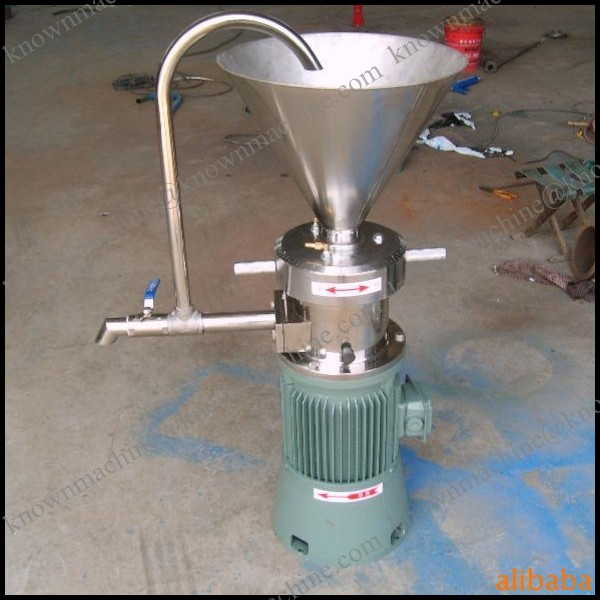 Small peanut butter making machine,peanut butter production line