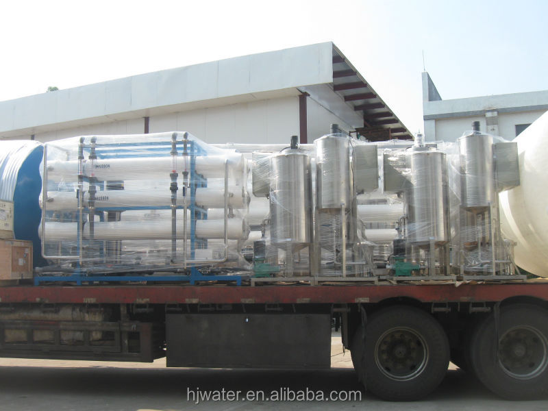 RO system for water desalination plant/water softener salt