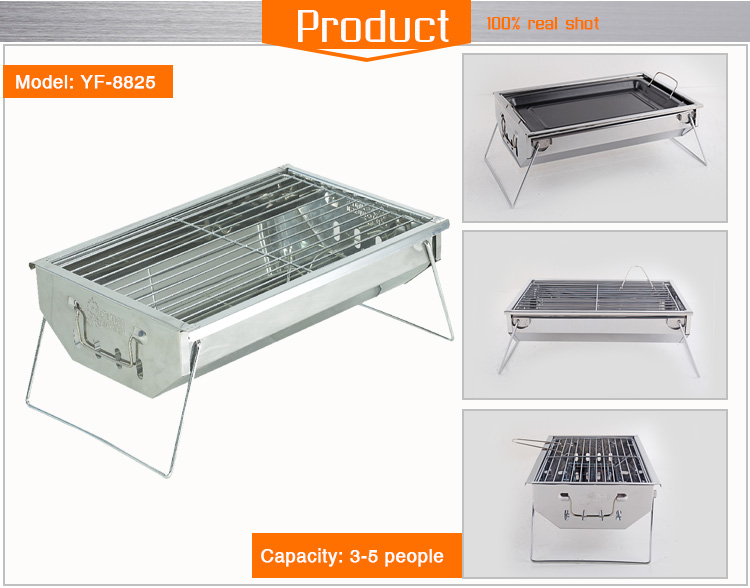 High quality professional BBQ grill