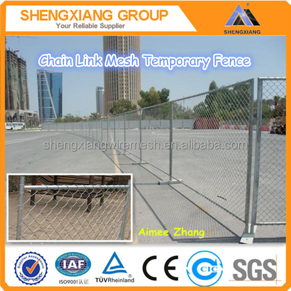 High quality temporary wire mesh fence/ used fencing for sale (20 Years Factory)