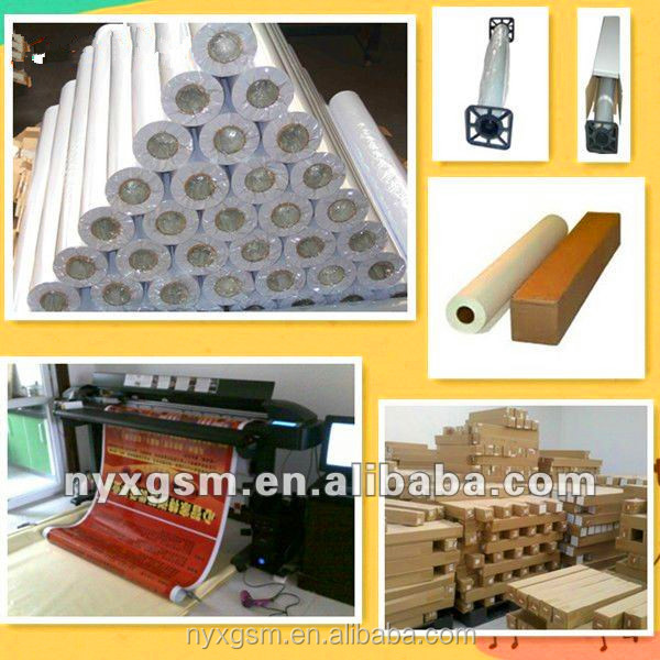 Inkjet Image Media Backlit Films for Eco-solvent, Dye, Pigment, UV and Latex, PET Films, Lightbox Film, Printing Film