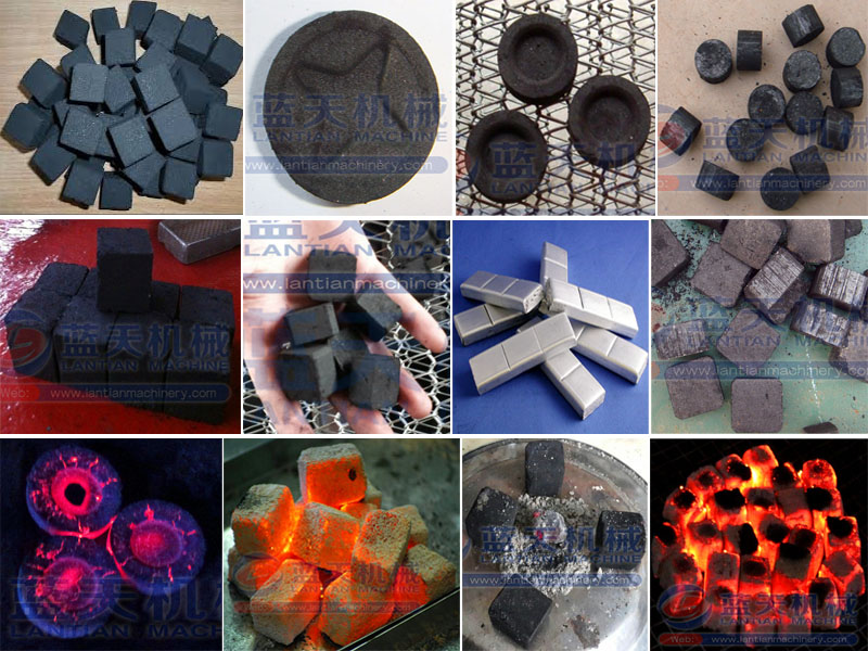 how to make charcoal briquettes youtube
