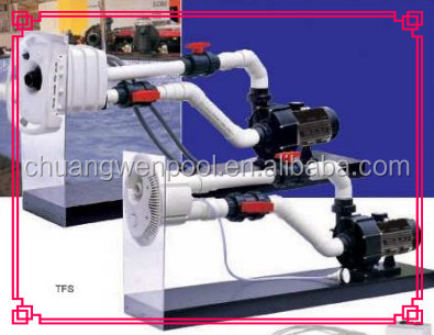 Swimming Pool Counterflow System Jet Stream Water Pump