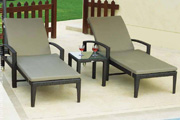 Discount All Weather Aluminum Rustproof Frame outdoor egg chair