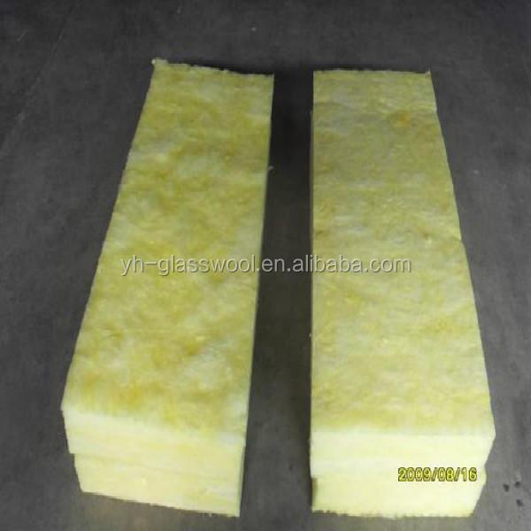 Glass Wool Batts Fiberglass Wool Insulation R3 5 For