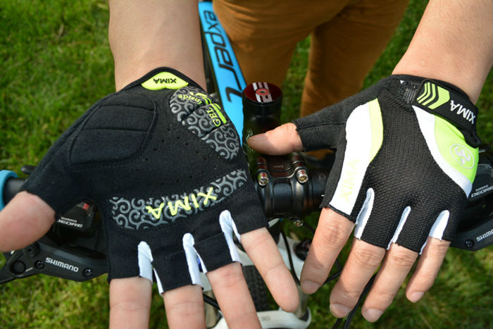 Half Finger cycling gloves,GEL Bicycle Gloves long distance riding,racing,road mountain bike glove