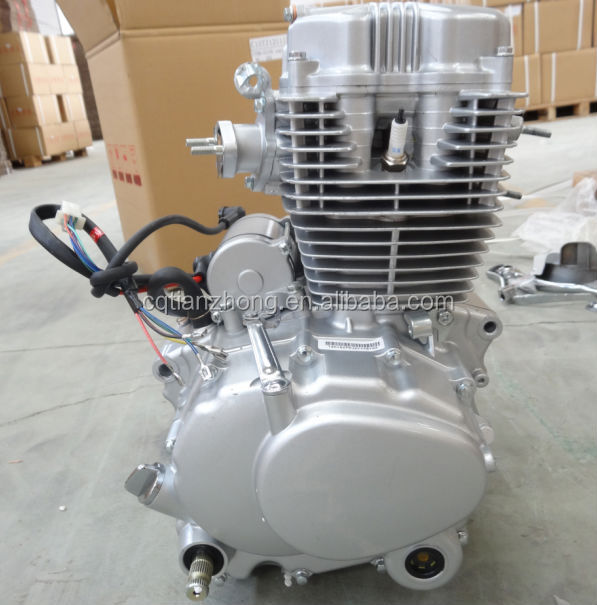 Chinese New 150cc Motorcycle Engine