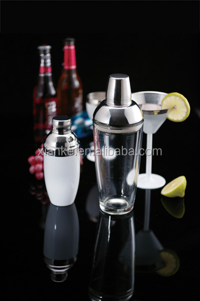 High quality Premium Stainless Steel cocktail shaker set