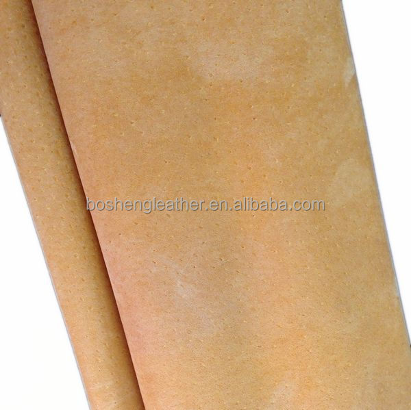 INSOLE LINING LEATHER FABRIC