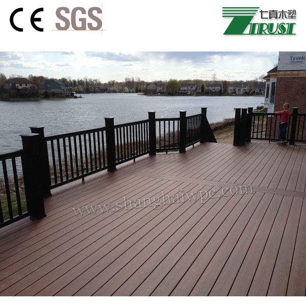 Wpc Decking Recycled Composite Decking Composite Deck