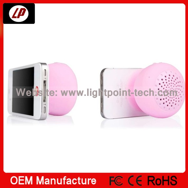 2014 New design speaker and speaker box bluetooth speaker with good quality!