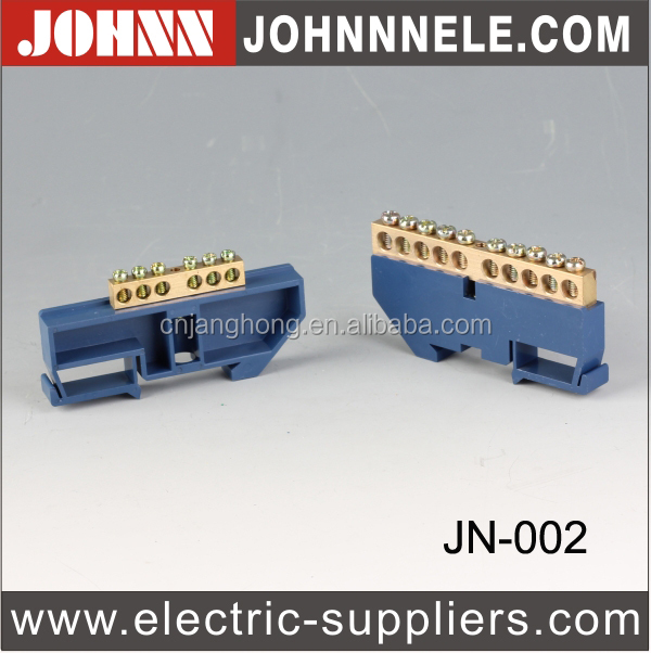 Industrial Terminal Block 24 Port Patch Panel