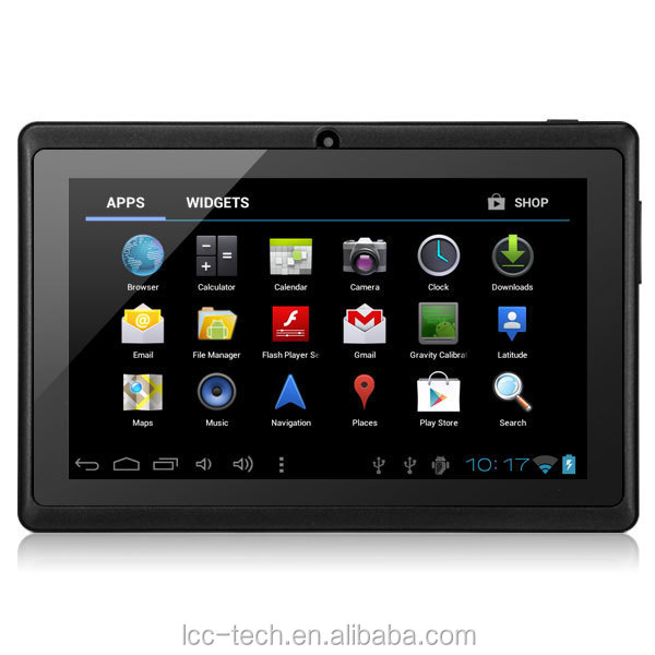 "Wholesales New 7"" Tablet 4GB/512M with WIFI external 3G dropshipping"