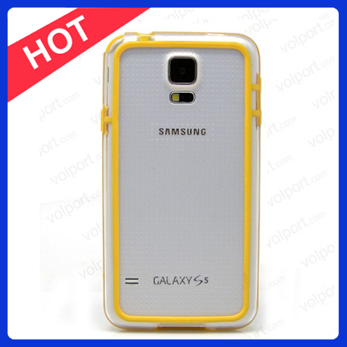 New products bumper case for Samsung Galaxy S5