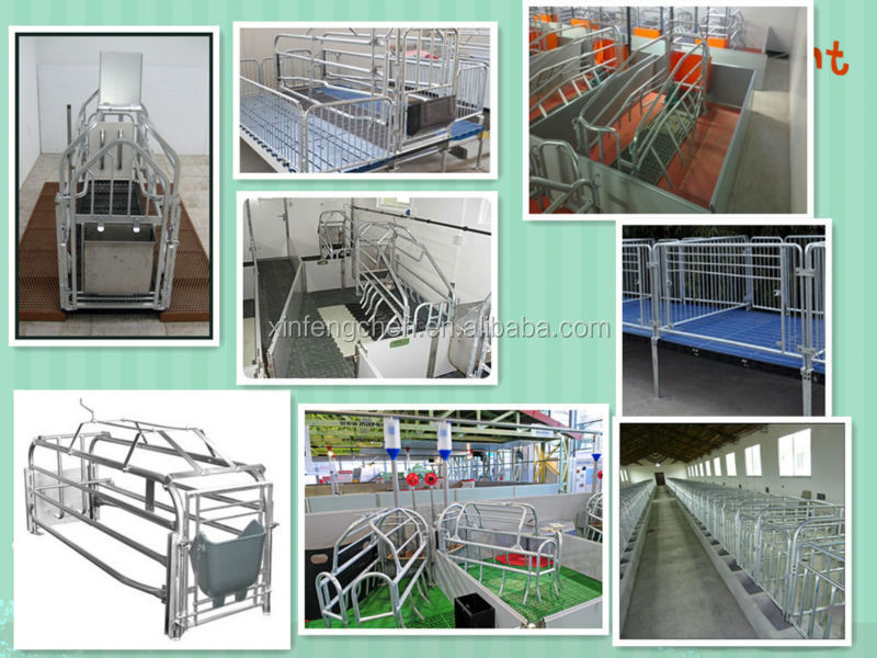 Galvanized livestock panels cattle panels