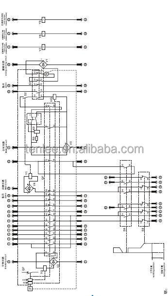 vd4 12kv assembly pole maintenance free vacuum circuit