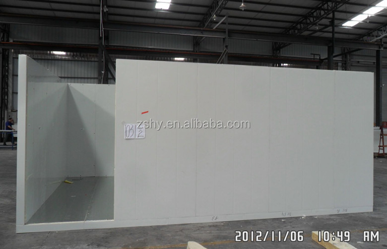 Vegetable insulated cold storage room with 0~8 degrees