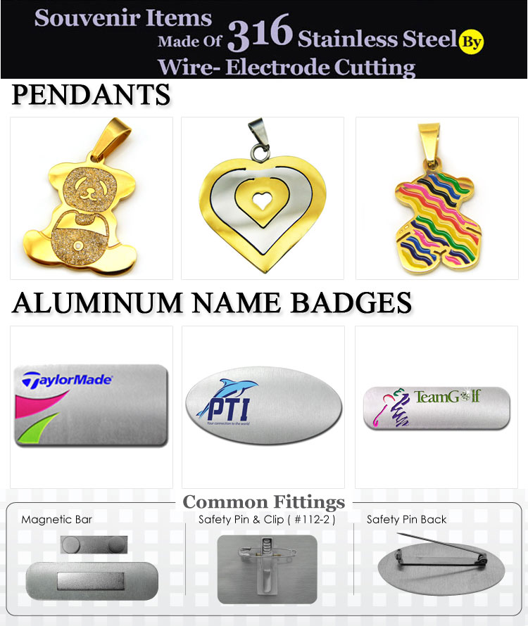 customize tourist gift custom silver egyptian dog tag