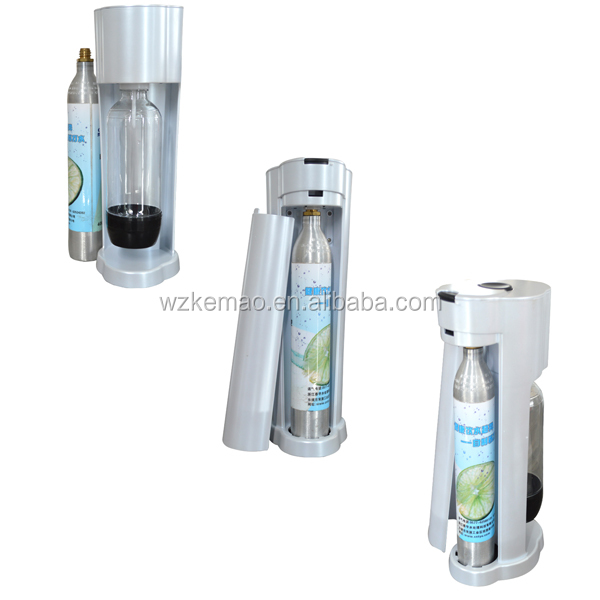 Aluminium Co2 Cylinder for soda maker