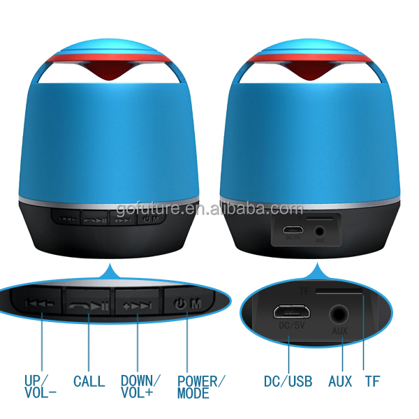 Manufacturer production bluetooth speakers, connect with bluetooth for tablets and phones