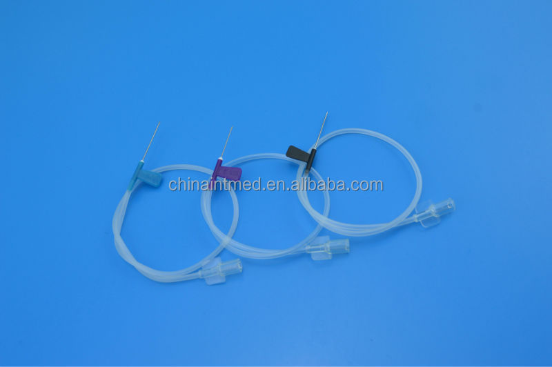 intravenous infusion needle medical scalp vein set