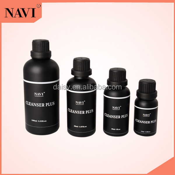NAVI Nail Cleanser Plus Nail Art Acrylic UV Gel Remover