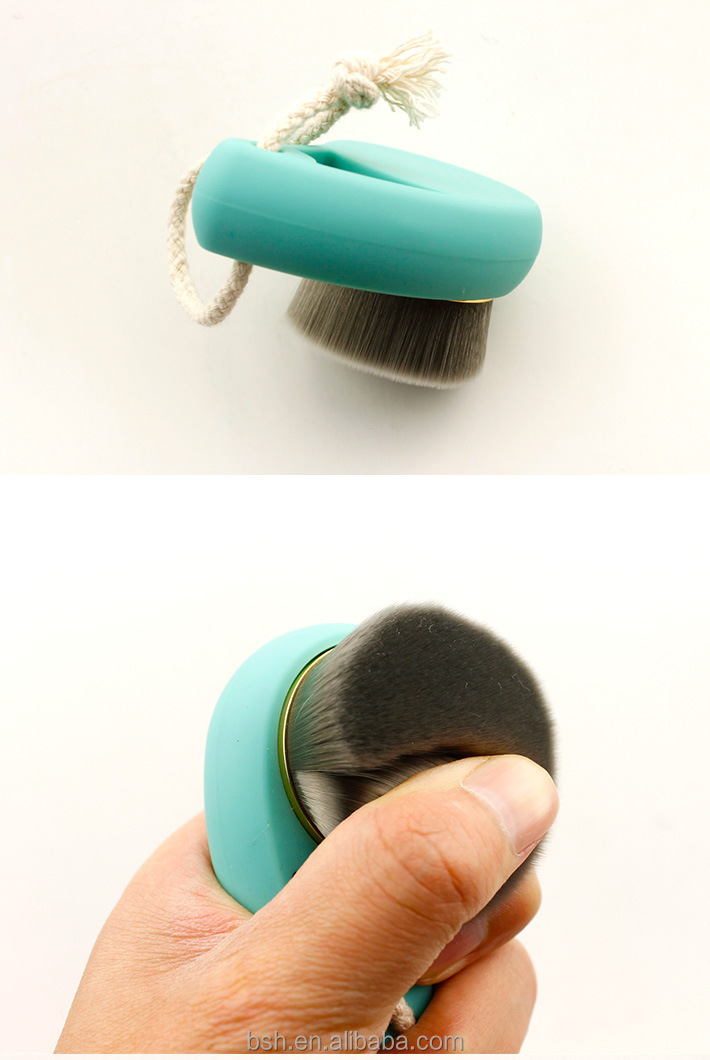 Nano Bamboo Charcoal Fiber Cleansing Brush