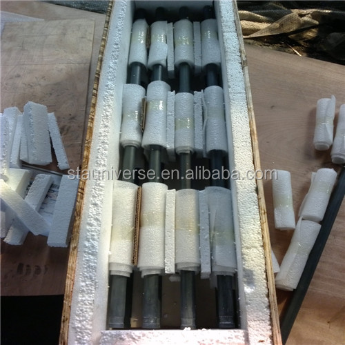 hot sales ZHENG ZHOU STA ceramic silicon nitride tube for protection