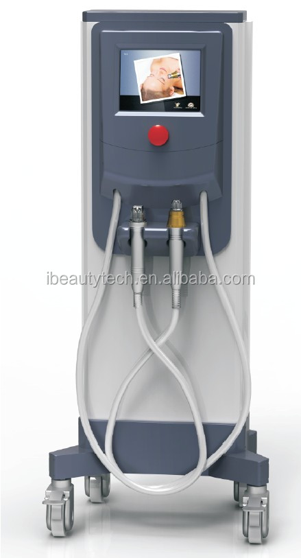 2016 hottest selling microneedle fractional rf /fractional rf microneedle/facial machine for salon or home use (ce/manufacture)