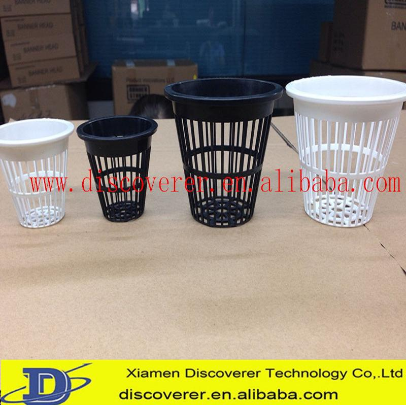 Plastic plant pot,plastic flower pot,hydroponic net pot supplier