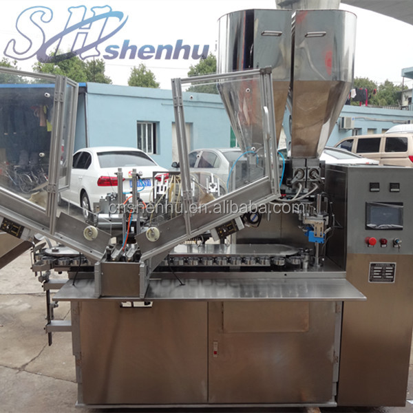 toothpaste packaging machine